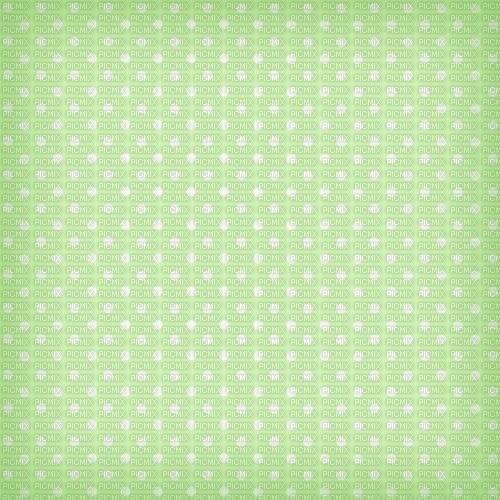 Background green White Charlotte - Bogusia