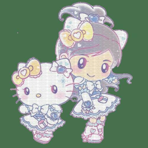 Futari wa Precure Cure White x Hello Kitty Mimmy