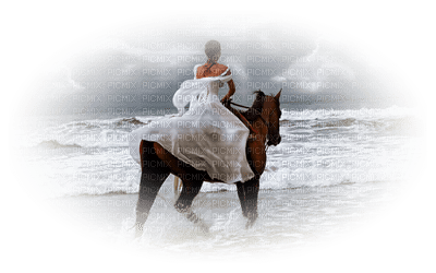 woman with horse bp