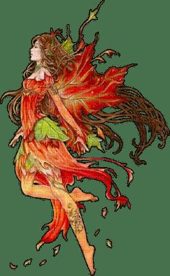 fairy fantasy autumn laurachan