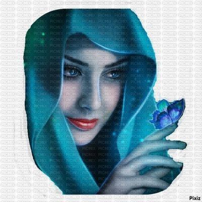 FACE/ visage__BLUE DREAM Mary