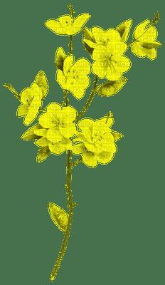 Kaz_Creations Deco Flowers Yellow