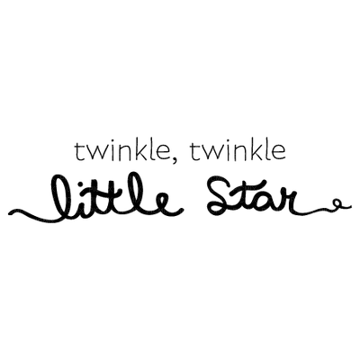 Kaz_Creations Logo Text Twinkle, Twinkle Little Star