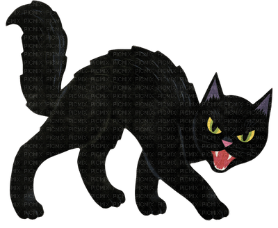 evil cartoon cat - 837×685