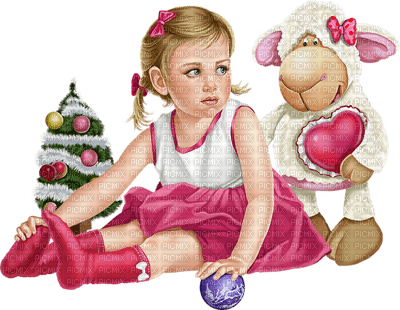 Kaz_Creations Baby Enfant Child Girl Colours Colour-Child  Christmas