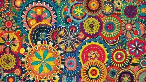 Vintage Mandala Pattern
