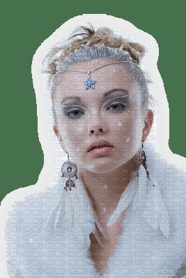 mujer invierno by EstrellaCristal