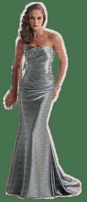 Kaz_Creations Woman Femme Grey Silver