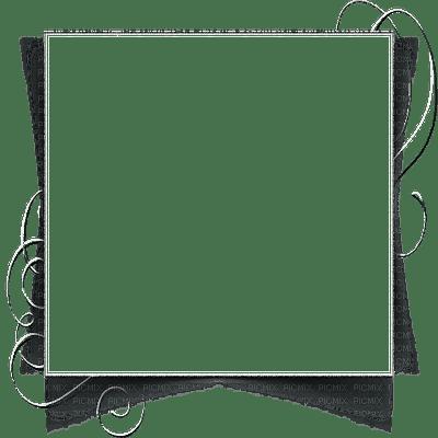 cadre blanc transparent frame