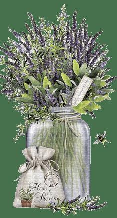 vase, lavender, flowers, sunshine3