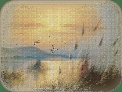 loly33 paysage sunset fond
