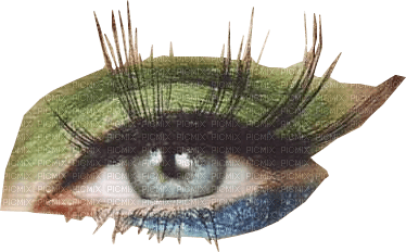 eyes gauche