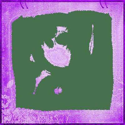 purple transparent frame frame purple picmix