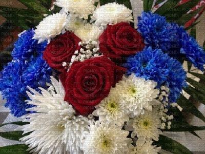 bouquet tricolore 1