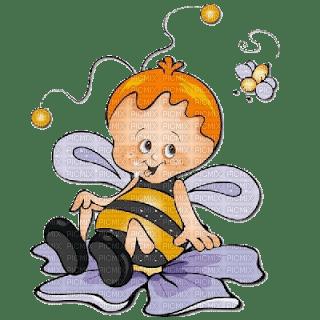 Kaz_Creations Cute Cartoon Bees Bee
