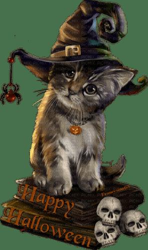 Halloween.Cat.Chat.Gato.Text.Victoriabea