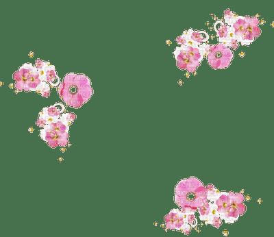 Kaz_Creations Deco Scrap Colours Pink Flowers