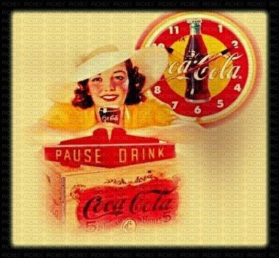 coca cola woman bp