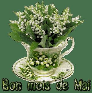Bon 1er mai muguet dans une tasse image tube picmix - Image muguet 1er mai gratuit ...