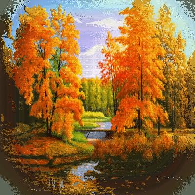 automne paysage foret autumn forest