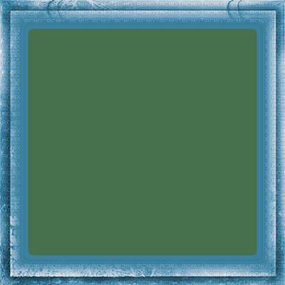 soave frame vintage border autumn blue