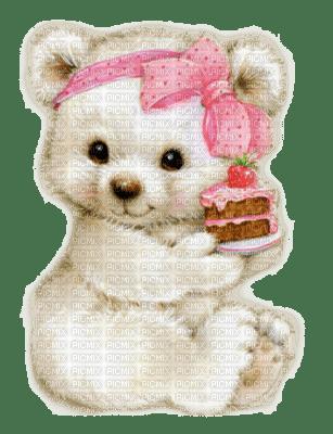 Kaz_Creations Cute Birthday Bear