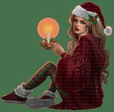 Femme de Noël