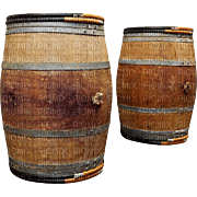 Kaz_Creations Beer Barrels