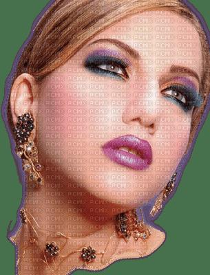 woman face bp