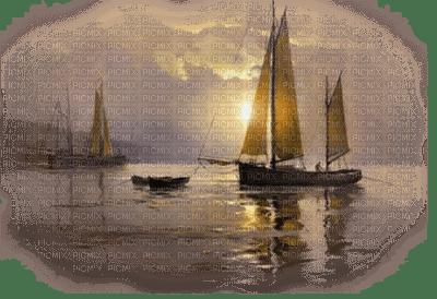bateau paysage sail boat