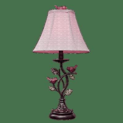 table pink lamp, sunshine3