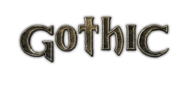 gothic text