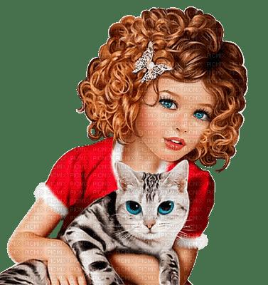 fée,bebe,chat,enfant,visage, fille, Fantasy, deko,tube,Orabel