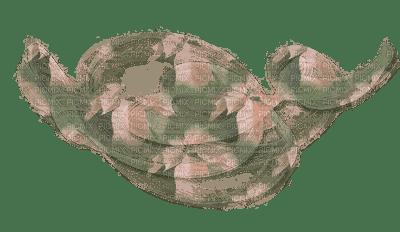 grafisme fractale deco vert