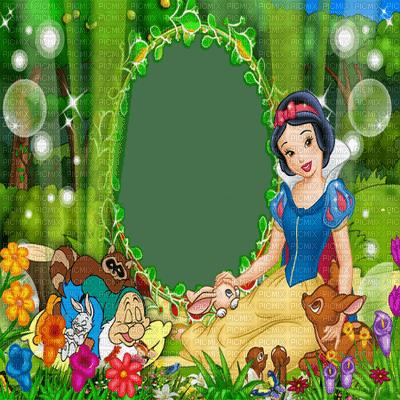 Snow White Frame Picmix
