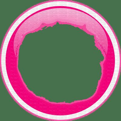pink circle frAME, PINK CIRCLE FRAME - PicMix