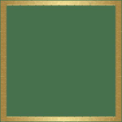 cadre or frame gold
