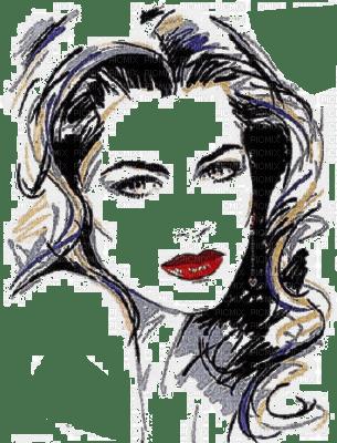 Cecily Portrait Femme Dessin Picmix