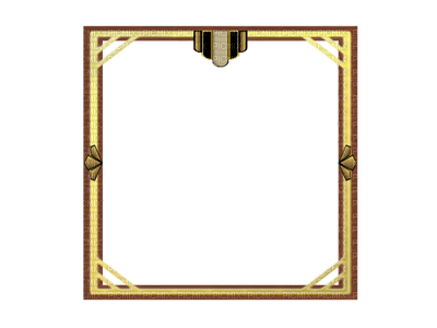 frame Art Deco bp