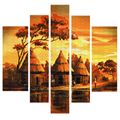 africa PAYSAGE DECO