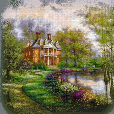 loly33 maison jardin fond cottage