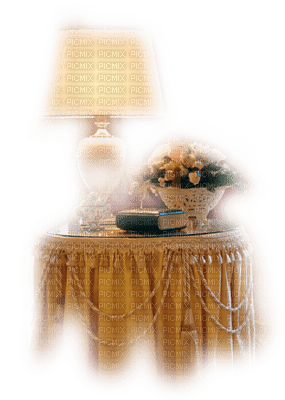 minou-table-flowers-book lamp--bord-blommor-bok-lampa