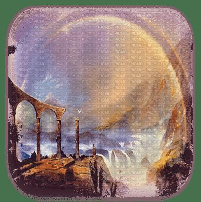 fantasy paysage landscape