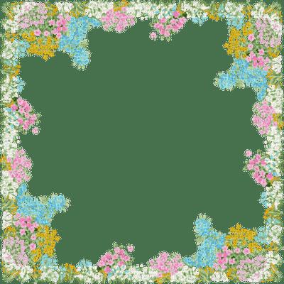 frame, fleur,deko,tube,Pelageya,  cadre
