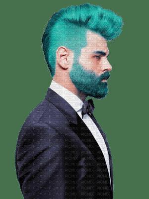 Man White Black Green  - Bogusia