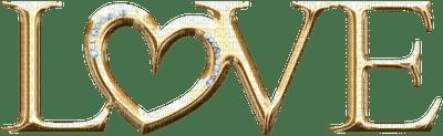 minou-text-Love-gold