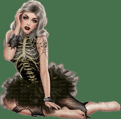 Gothic poser