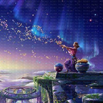 magic background