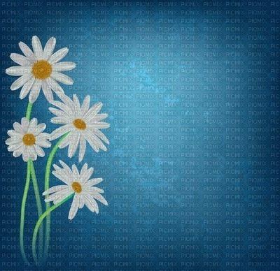 background  blue  flowers_Blue DREAM 70