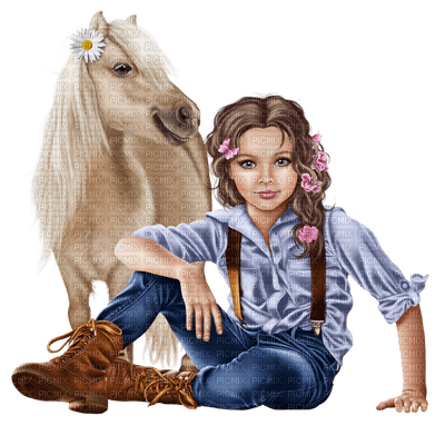 minou-children-girl-horse- barn-flicka-häst-bambini-bambina-cavallo -enfants-fille-cheval